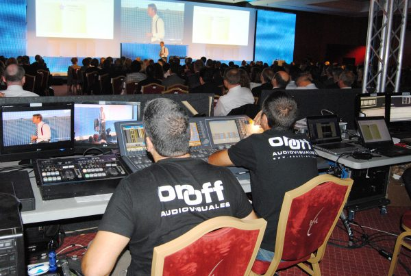 The quality of sound is a key element in events - Many Colors Group