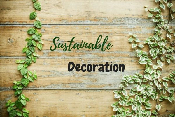 ECO-DECO: Sustainable Decoration - Many Colors Group